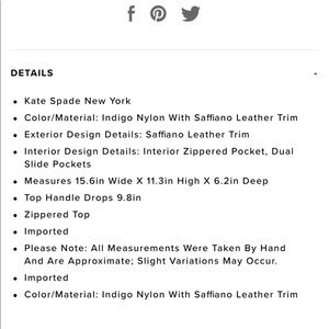 kate spade Bags - Kate Spade New York Blake Avenue Margareta Tote